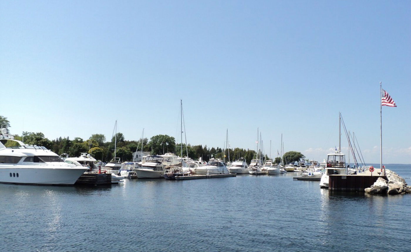 Door County Marina and Door County Boating Slip Rental at